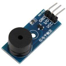 Bel Alarm Aktif Modul Sensor Audion Menerus Panel Kontrol Untuk Arduino Biru Allwin