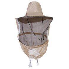 Vegoo Anti Mosquito Bee Cowboy Hat Insect Bug Face Veil Head Guard Beekeeping Garden By Vegoo.