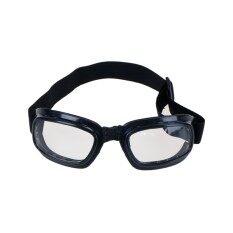Vegoo Anti-shock transparent labor windproof glasses wind dust safety glasses