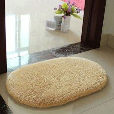 Anti-Skid Fluffy Absorbent Area Rug Home Bath Floor Shower Door Mat 5color By Simida Limited.