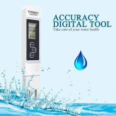 Aquarium Water Test Meter Professional 3-in-1 Multifunctional TDS EC Temperature Tseting Meter Kit