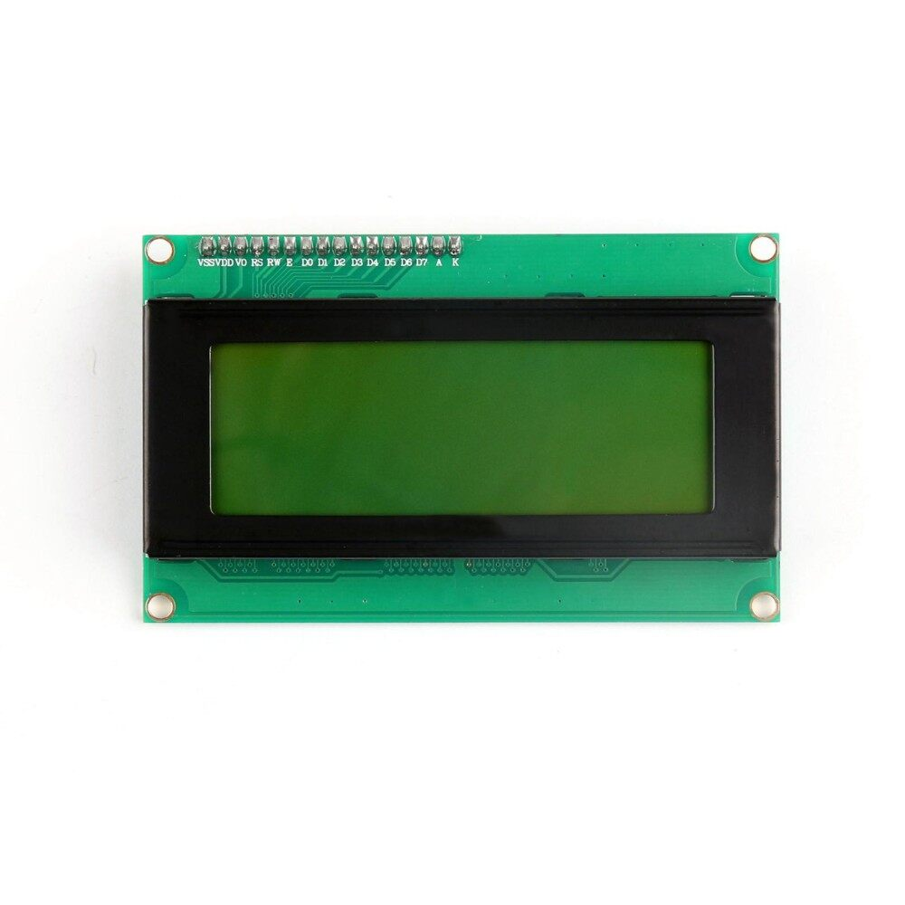Aukey 0 Shipping Fee Iic I2c Twi 1602 16 Pins Interface Backlight Oled Display 128x64 White Putih 096 Inch Spi Arduino Areyourshop 20x4 2004 Character Lcd Serial