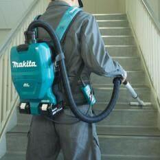 Makita (Solo) DVC260ZX-2x18V-LI Li-Ion Battery Backpack Vacuum Cleaner