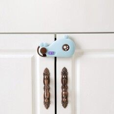 Baby Drawer Cupboard Cabinet Door Drawers Lengthened Safety Lock Latch