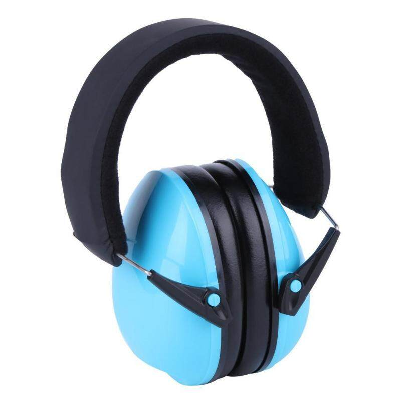 Baby Hearing Protection Noise Reduction Adjustable Headband Soft Ear Muffs - intl