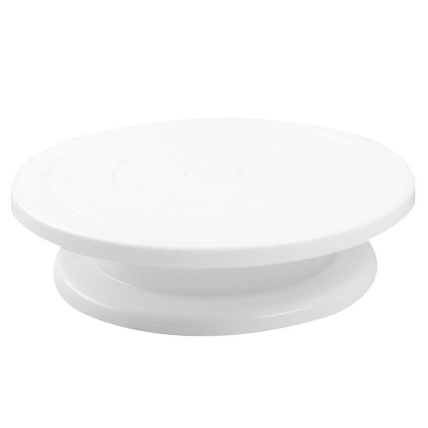 Bakeware Cake Decorating Decorating Taiwan turntable (white) - intl