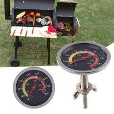 BBQ Barbecue Temperature Gauge Round Grill Cooking Restaurant Tools Turkey