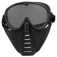 Beautymaker New Mask Airsoft protective mask Paintball Black field survival Tactical mask