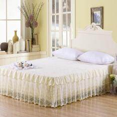 Bedding Lace Flower Bed Sheets Beauty Princess Fitted Bed Sheet Mattress Cover 180*200cm