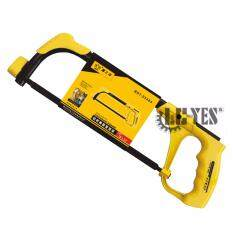 Bestir 03404 Aluminum Handle Oval Tube Hacksaw Frame Black Yellow By Techart Hardware Solution.