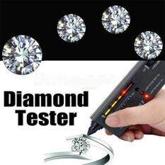 Black Diamond Gem Jewelry Tester Selector II Gems Tool Audio & LED Test Pen BOS