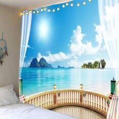 BolehDeals Creative Wall Tapestry Beautiful Pictures Art Mural Hanging Decoration #6