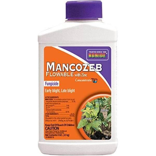 Bonide Chemical 861 Mancozeb Flowable with Zinc concentrate, 8-Ounce