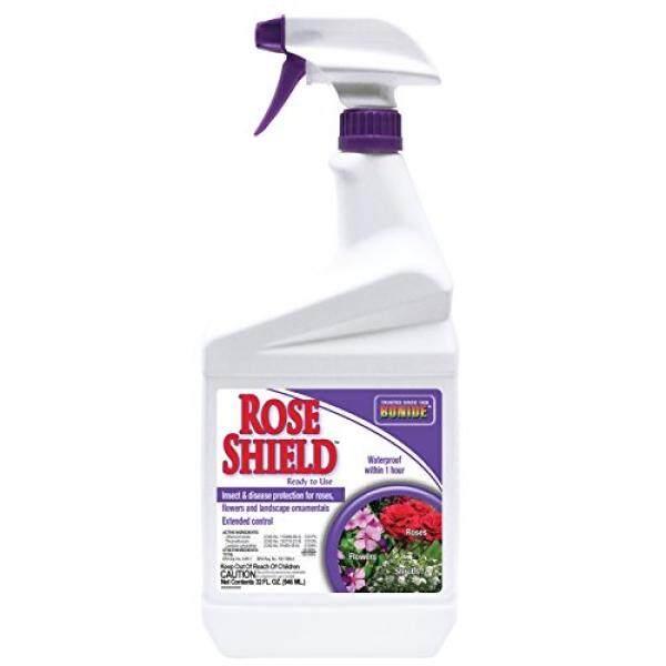 Bonide Chemical RTU Rose Shield, 1-Quart