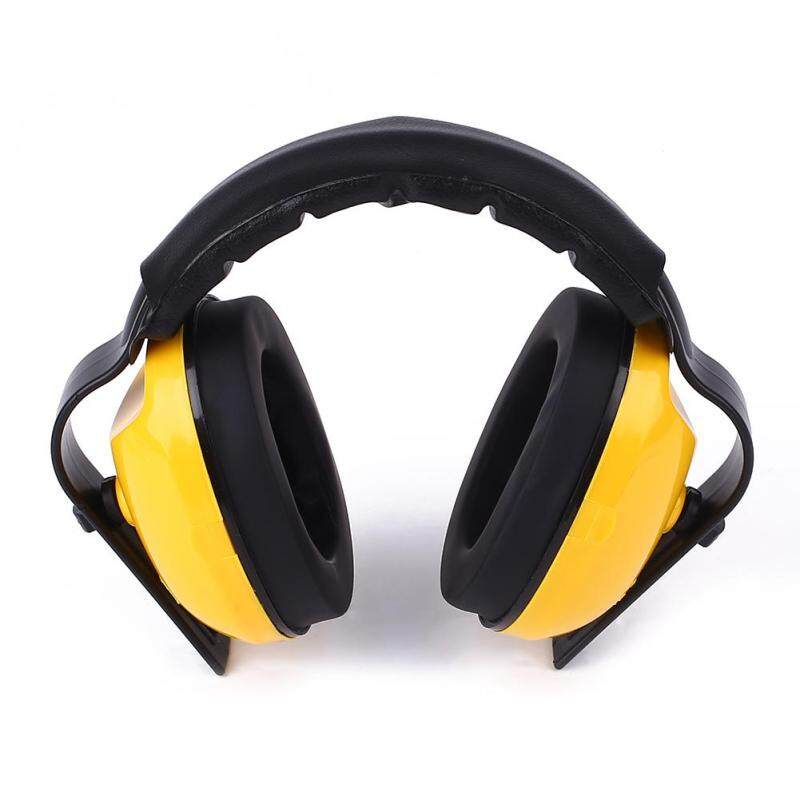 BOOM-Hearing Protection Adjustable Earmuffs Noise Reduction Headband Sound Blocking