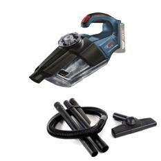 Bosch 18 V Cordless Vacuum Cleaner GAS 18V-1 Professional SOLO Version Without Battery & Charger 1 Year Warranty