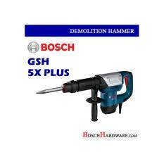 BOSCH DEMOLITION HAMMER GSH 5X PLUS (6 MONTH WARRANTY)