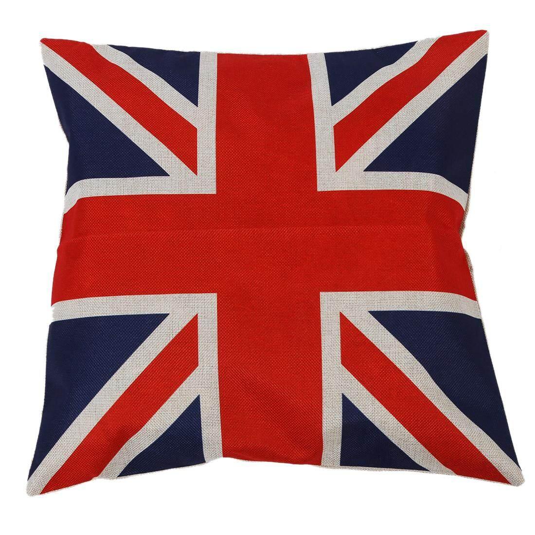 Sarung Bantal Kursi Bendera Inggris International Daftar Update Source · British Vintage Style Union Jack Flag