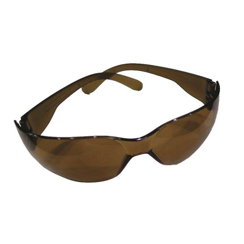 Brown Safety Goggle YL5131