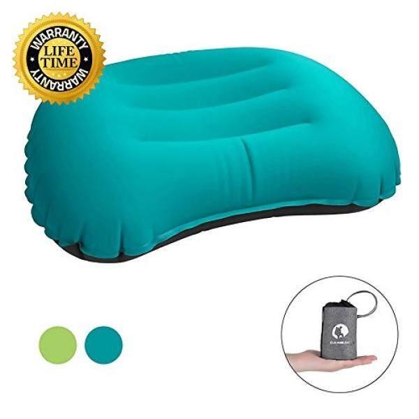 Canway Inflatable Camping Bantal canway Ultralight Dpt Camping Bantal untuk Perjalanan Daki Gunung Luar Ruangan &
