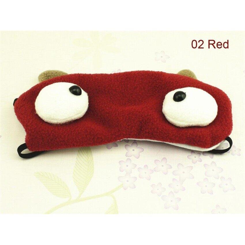 Cartoon Monster Fashion Sleeping Eye Mask Nap Shade Blindfold Sleepeyes Cover Travel Rest Patch Blinder Health