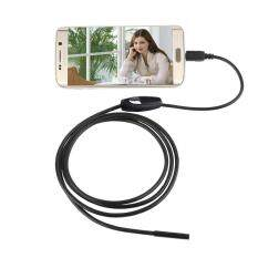 Catree-7mm Lens 1.5M Android OTG Phone Endoscope IP67 Borescope LED Camera Snake video