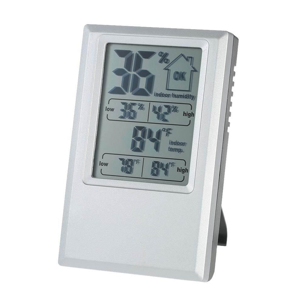 Buy Sell Cheapest Indoor Higrometer Digital Best Quality Product Thermohygrometer Thermometer Hygrometer Htc 1 Ruangan Lcd C F Termometer Dalam Pengukur Temperatur Kelembapan Maks Min Nilai Kenyamanan