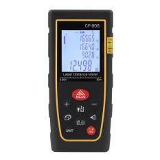 80M Handheld Digital Laser Distance Meter Range Finder Measure Diastimeter - intl