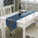 Buy Classic Modern Cotton Linen Table Table Runner Color 3 Size 33 210Cm Online China
