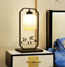 Chinese Style Classical Table Lamp Bedroom Bedside Lamp Retro Study Living Room Hotel Decoration Table Lamp