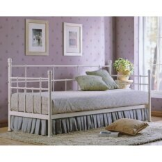 Classical Powder Coated Day Bed - PF8319 (Texture Beige)