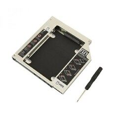 Cnct Sata 2Nd Hdd Caddy For Universal Cd/Dvd-Rom - Expand Your Data Storage On Your Laptop With Hdd/Ssd