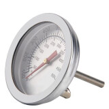 50-500℃ Stainles Steel Barbecue BBQ Smoker Grill Thermometer Temperature Gauge \