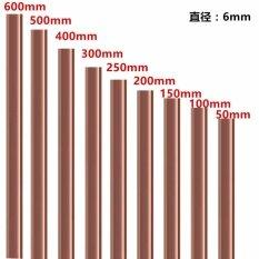 Copper Round Bar / Rod - 3mm - 25mm Diameter Milling / Welding / Metalworking