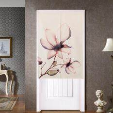 Cotton Linen Door Curtain Bathroom Kitchen Partition Curtains Bedroom Hanging Room Dividers & Screens for Home Decorations 85*120cm