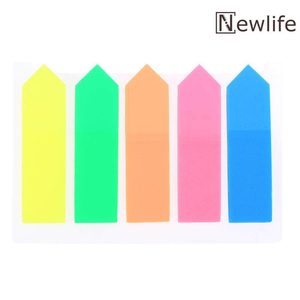 Mua Creative Plastic Notebook Instructions Category Label Scrapbook Sticker(Multicolor)-Light color - intl