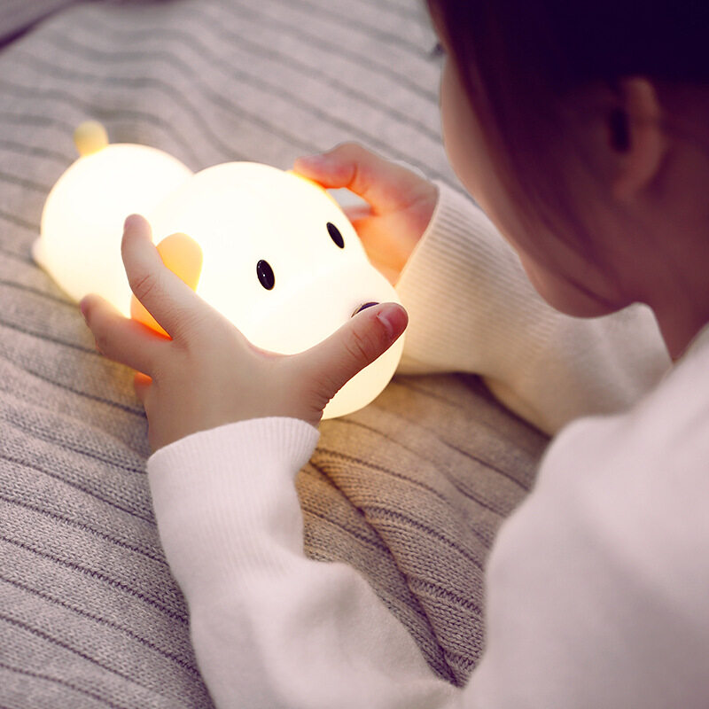 For Sale Creative Small Nightlight Creative Gift Night Light Led Touch Light Wall Light Intl