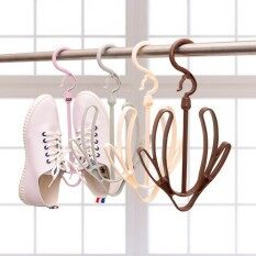 Creative Wind Hook The  In The Shoe Rack
