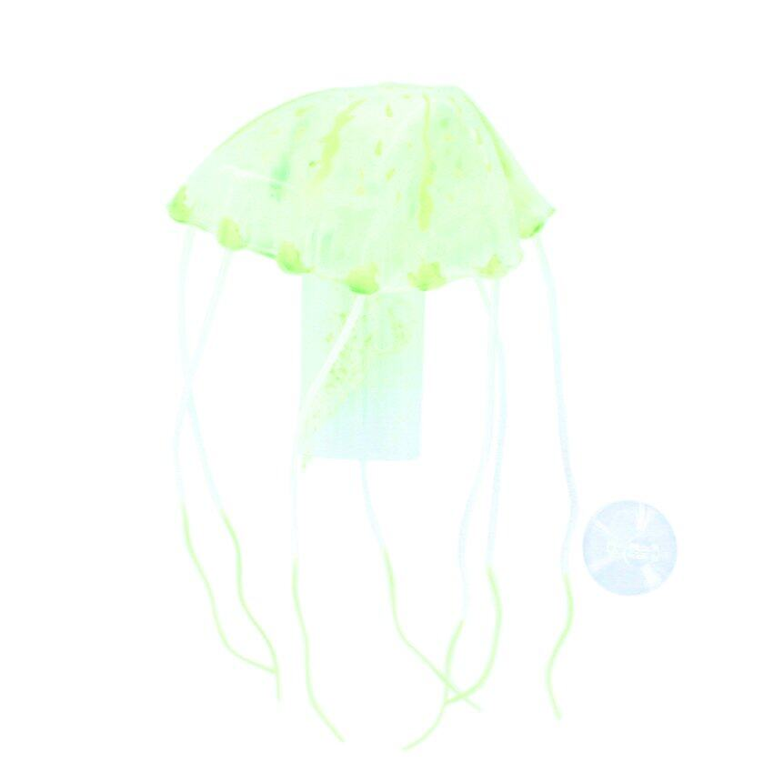 CTO Artificial Jellyfish for Aquarium Green - intl