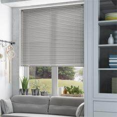 blinds in faux x p maple w premium home wood white l size collection decorators inch actual blind