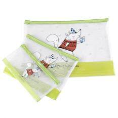 Mua Cute Animal Pattern PVC Document Bag File Folder Stationery School Office Supply Squirrel