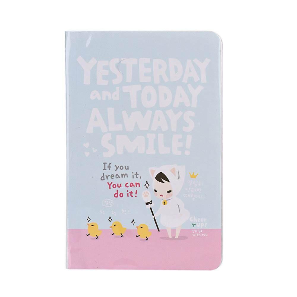Selalu Tersenyum Inci Buku Korea Buku Saku Studi Rencana Agenda Penjadwal Memo Merah . Source ·