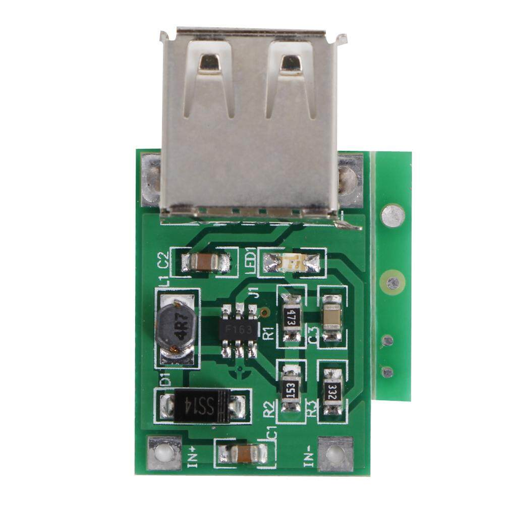 3pc Dc Step Up Boost Module Usb Power Circuit Board 09v 5v To Booster 09 600ma Converter