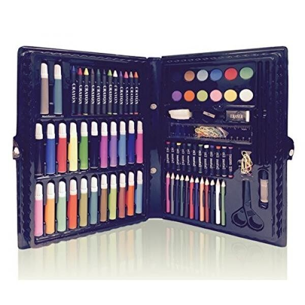 Deluxe Art Set For Kids By ART CREATIVITY