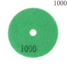 Diamond Alas Poles 3 Inch Basah/Kering Granit Beton Marmer Batu 1000 #
