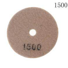 Diamond Alas Poles 3 Inch Basah/Kering Granit Beton Marmer Batu 1500 #