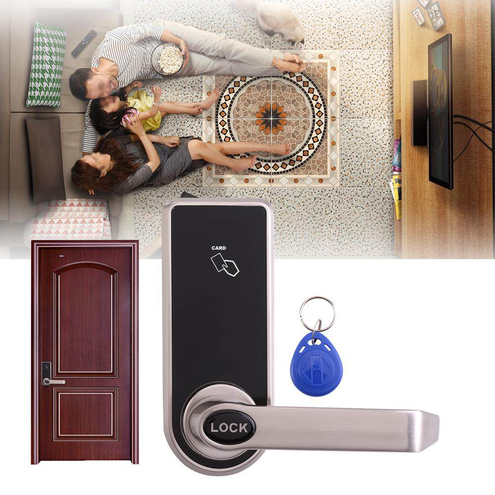 Sell Digital Door Lock Cheapest Best Quality My Store Gold Keypad Keyless Electronic Code Security Entry Lockmyr281 Myr 285