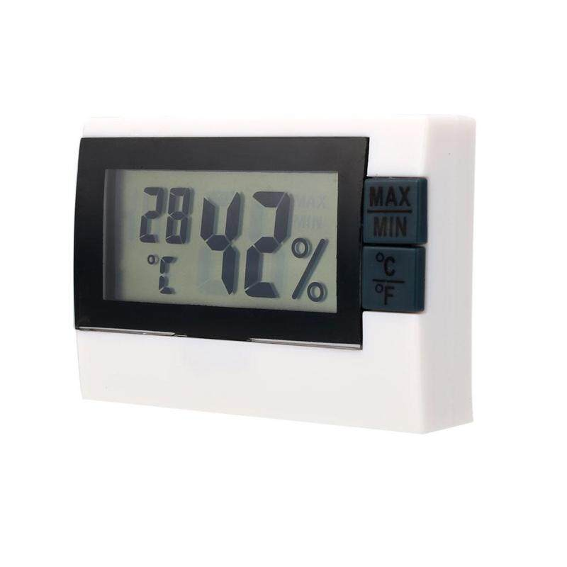 Digital LCD Indoor Home Thermometer Hygrometer Temperature Humidity Meter
