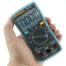 Multimeter Digital AC DC Voltmeter Ammeter Ohmmeter Tester Tegangan Meter AN8002