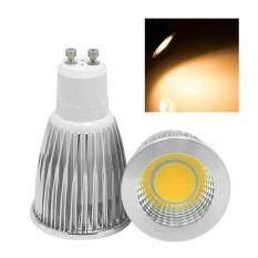 Dimmable 9W GU10 E27 900LM COB LED Bulb White Warm White Spot Down Safety